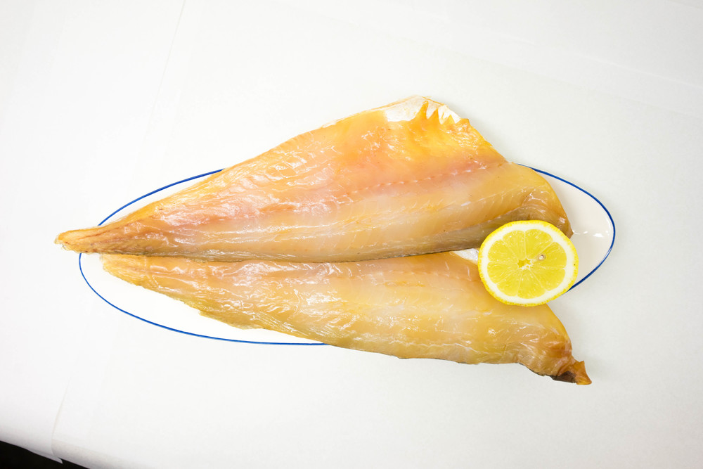Traditional Oak Smoked haddock