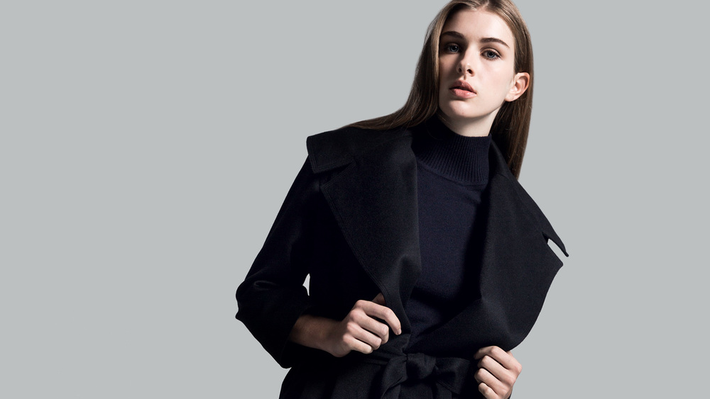 You've never seen cashmere like this.