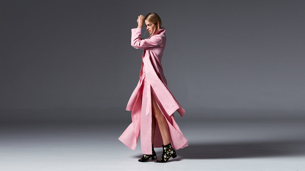 Twill Linen Coat