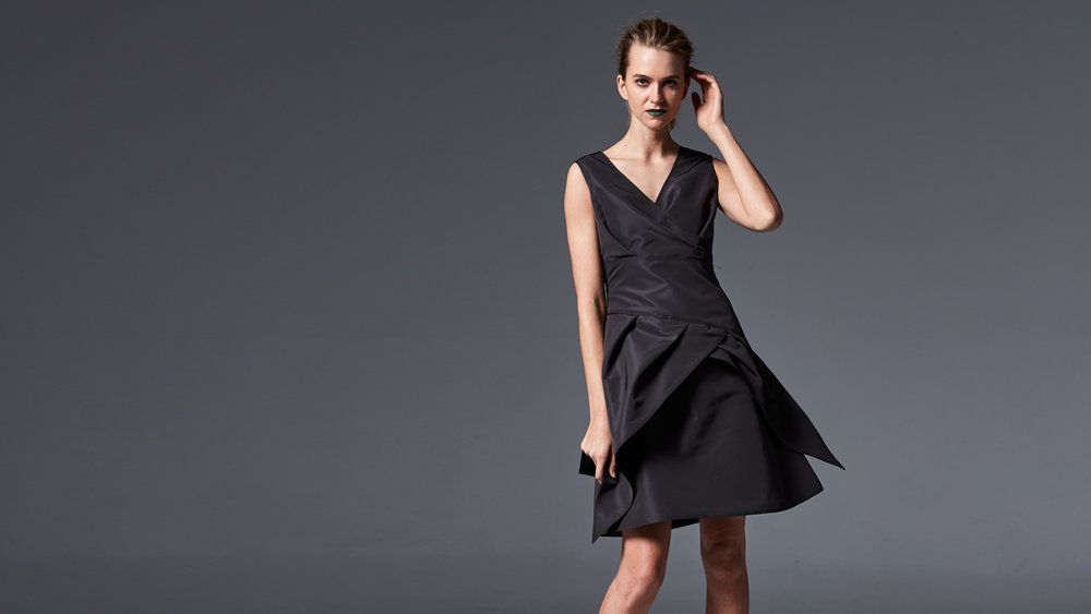 The Asymmetrik Dress