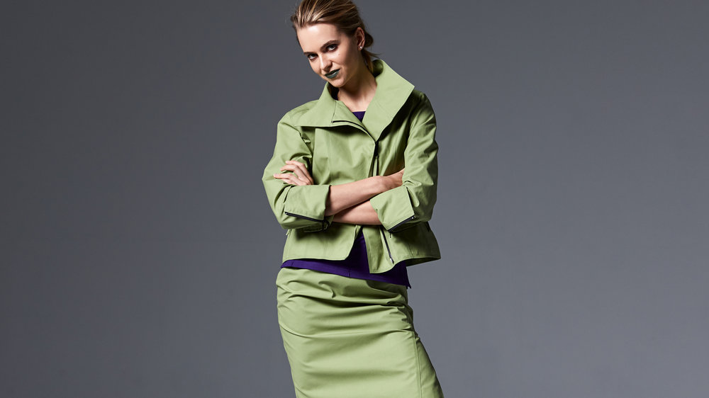 The Asymmetrik Jacket
