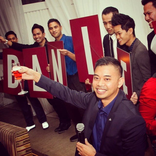 Throwback Thursday: It was one year ago when Daniel Magazine had our launch event. What a great time it was!  #danielmagazine #danielmagazineonline #danielmagonline #iamadaniel #launch #magazine #event #party #tbt #thursday #throwback