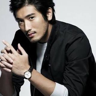 Getting back to business. Happy Monday everyone! #godfreygao #malemodel #danielmagazineonline
