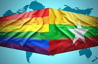 With the elections coming to a close and opposition leader Aung San Suu Kyi's party taking the majority, LGBT rights could be taking a turn for the better in Myanmar. Congrats Myanmar! #stillworktobedone #changeforthebetter #myanmar #lgbt #asianlgbt #lgbtrights #humanrights #gayasia