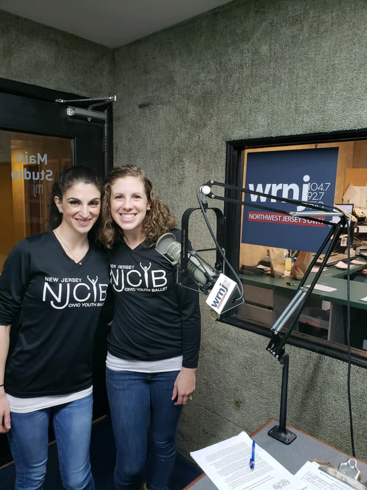 wrnj radio - WRNJ Radio interviewed our very own Alex and Ashley about our hard working performers and wonderful company. You will have another opportunity to listen on 12/10 at 9:30 am.