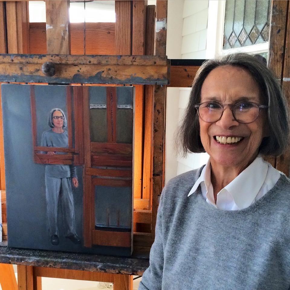Jean Pilk, portrait artist