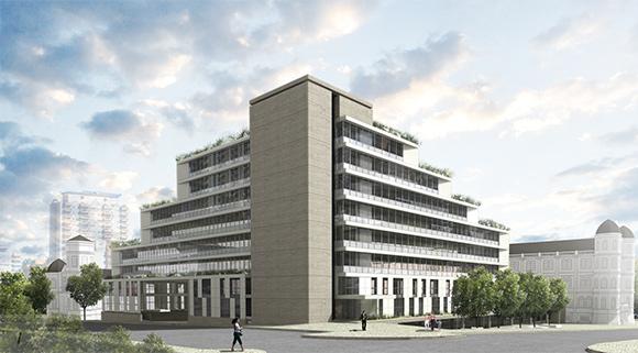 Colégio Arnaldo: projeto de ampliação da escola desenvolvido pela Horizontes Arquitetura