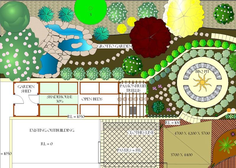 JON TAYLER LANDSCAPE AND GARDEN DESIGNS