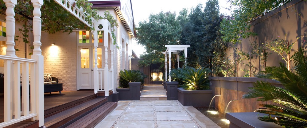 WALDA members design thoughtful, liveable outdoor spaces.    find a designer