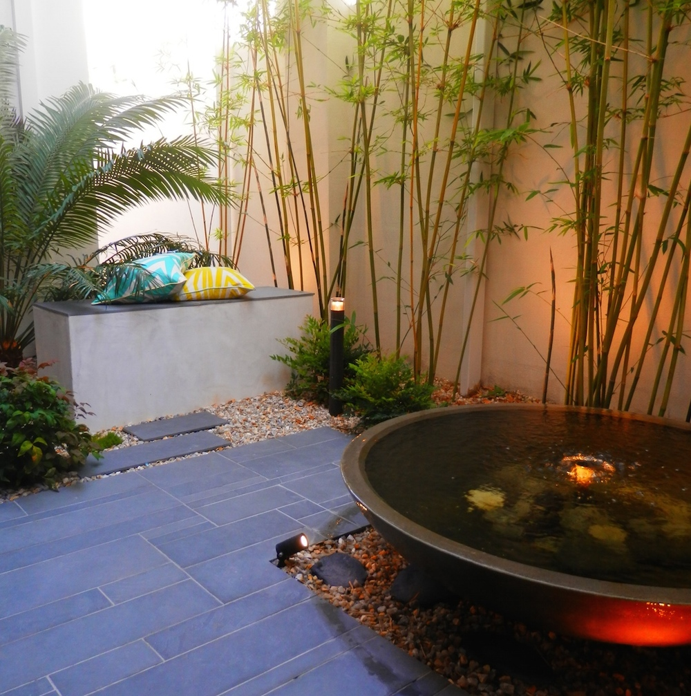 Origin Landscapes garden design perth WALDA 1
