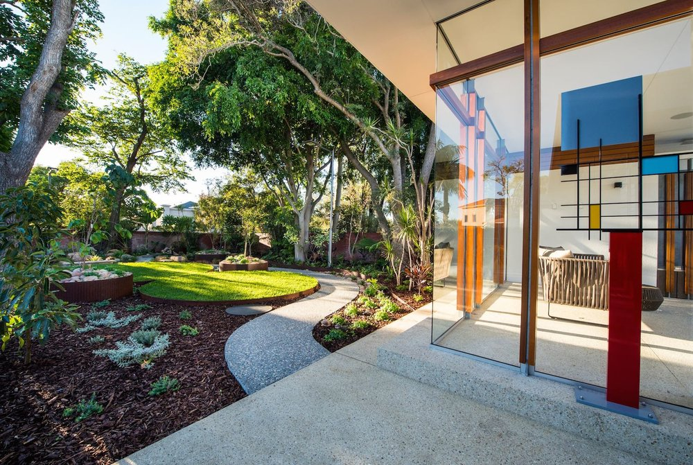 SUSTAINABLE GARDEN DESIGN PERTH