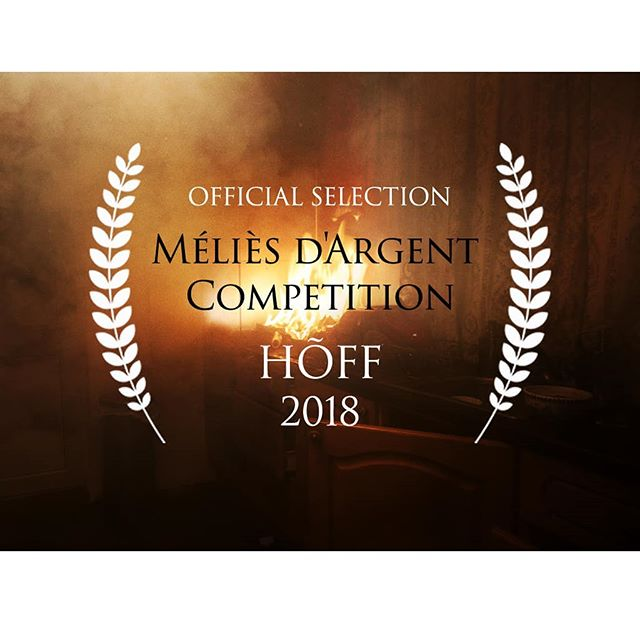 It was really amazing to have my film be 1 of 6 selected to screen at this years Méliès D'argent Competition at Haapsalu Horror and Fantasy Film Festival.  I'm most looking forward to releasing the film online for horror fans after the festivals. It's been really cool to talk to horror enthusiasts on here and twitter that are really excited to see the project. Thank you everyone for your support! Really encouraging!
