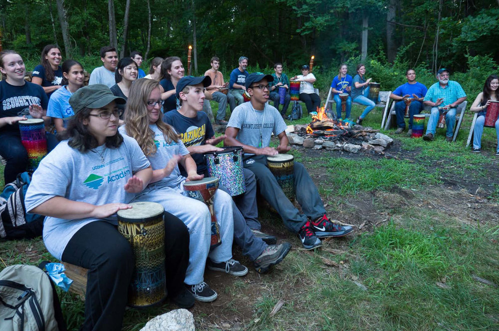 Photo of Campers Drumming.jpg