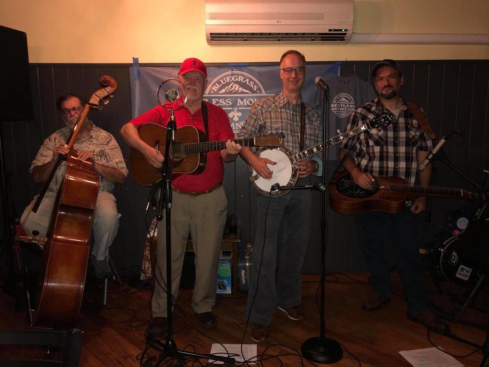Restless Mountain Bluegrass Band