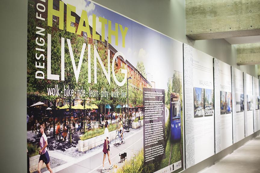 Design for Healthy Living — LAURA FLUSCHE