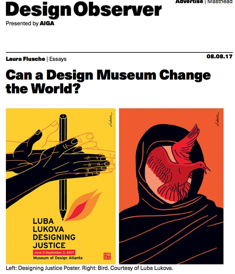 MODA on Design Observer