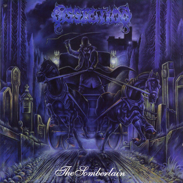 We begin our album-by-album discussion of the blackend death metal legends, Dissection.