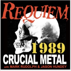 100 Crucial Years In Metal 1989