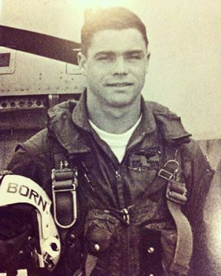 USMC Captain James Thomas Bourne