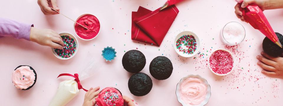 cupcake decorating partyjpg - Cupcake Decorating Party