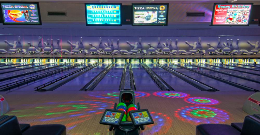 Ten pin bowling liverpool nsw