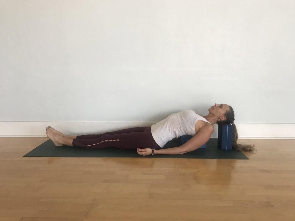 Slowly returning back to my Yoga pracitce...