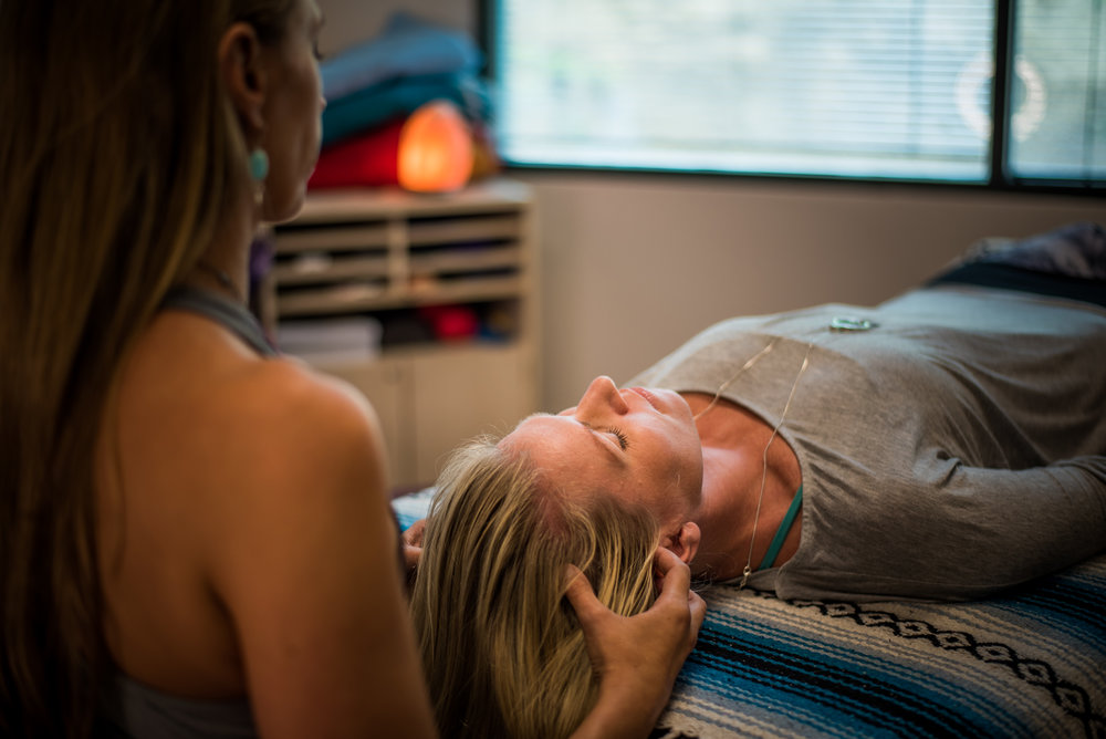 Customized sessions for pain relief