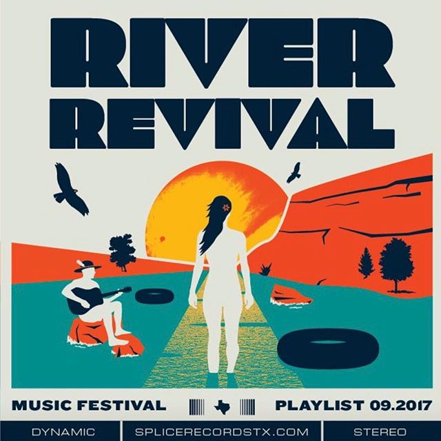 Join us and these artists! Add this playlist! https://open.spotify.com/user/splicerecordstx/playlist/6Btk7EKRK5xCQ0cy8xWg7i #music #austin #houston #riverrevival