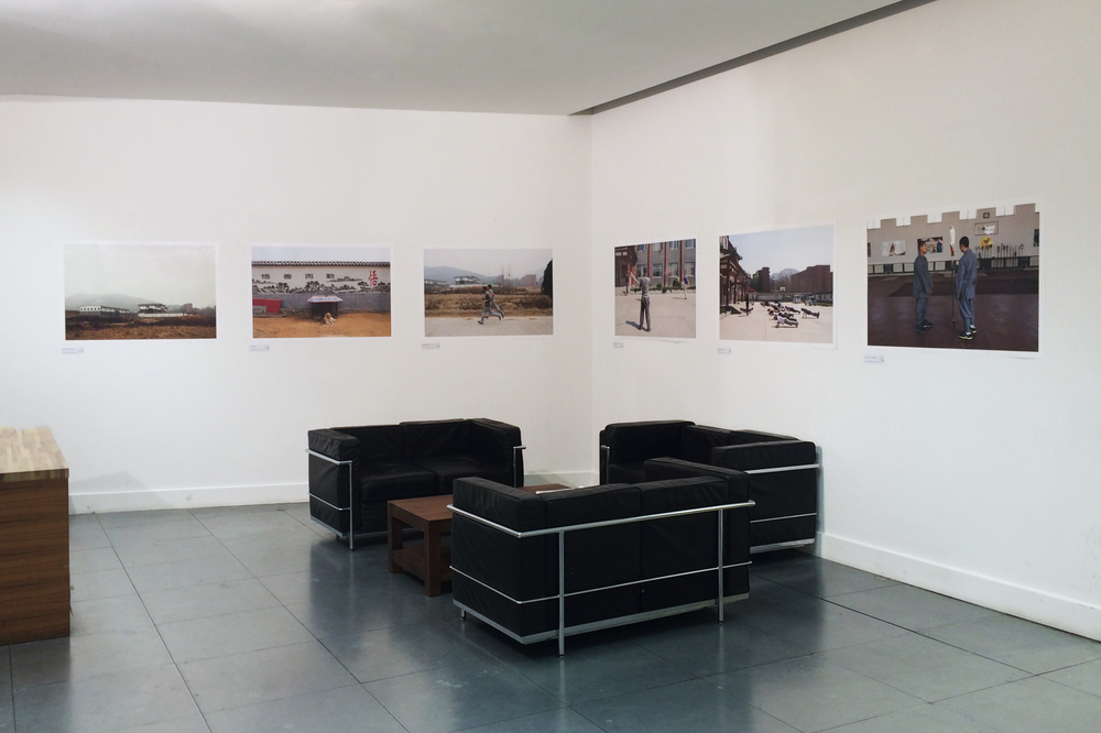 'Hard Work' Solo Exhibition @theprintspace Gallery, 2015