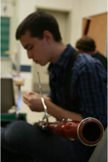what's your goal? - Whether you want to become a teacher, performer, scholar, or music therapist, the WVU Bassoon Studio will provide a supportive network of mentors and peers to help you achieve your goals.