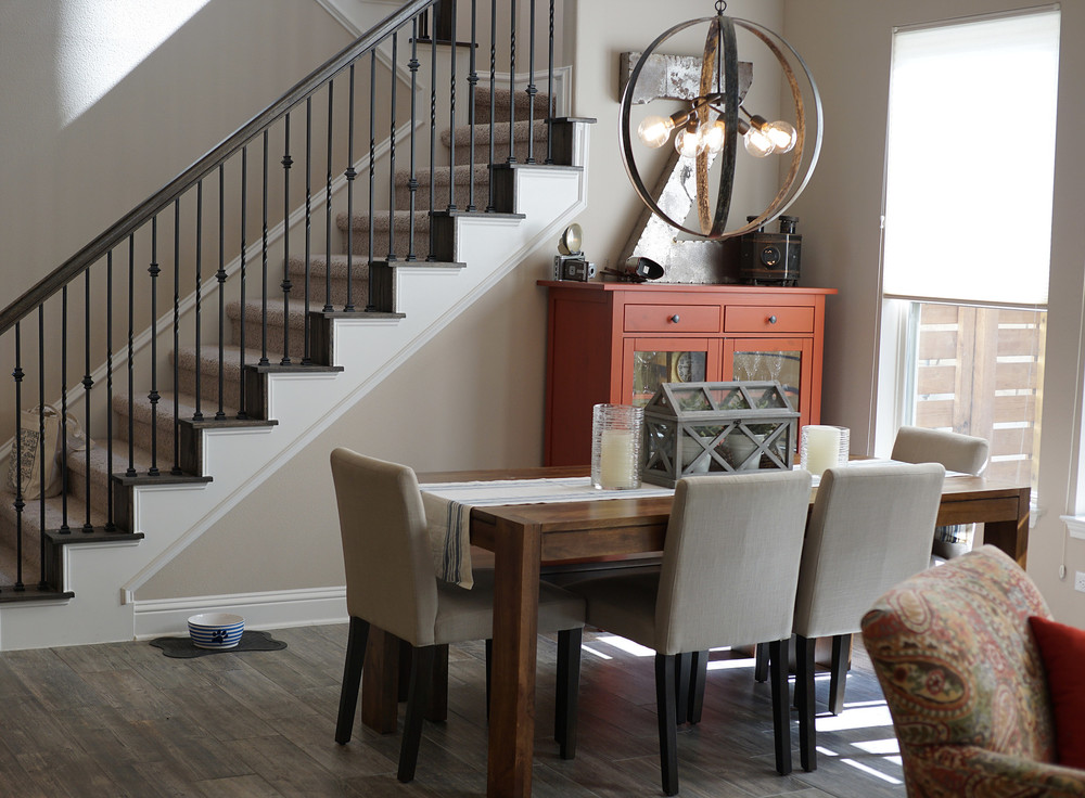 Our Home Tour: Kitchen and Dining Room - Our Home Tour: Kitchen And Dining Room — Being Brauns