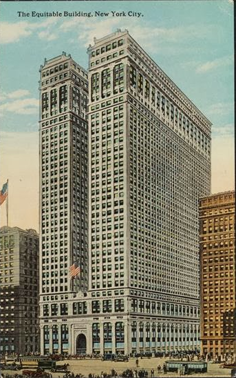 The Equitable Building (Daytonian in Manhattan)