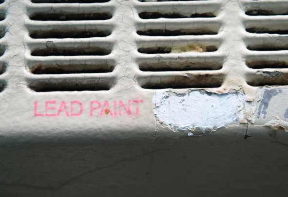Lead paint in NYC (nydailynews)