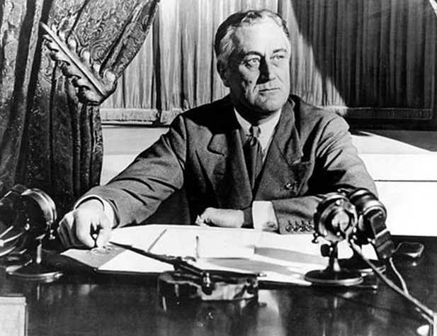 FDR meant well (us news)