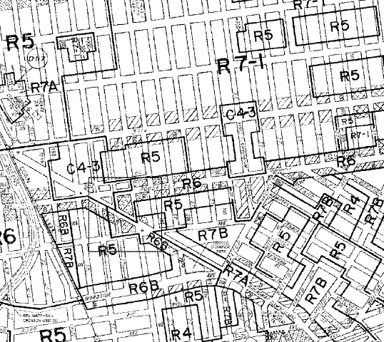 Zoning Code 1961 — blog posts — homeBody