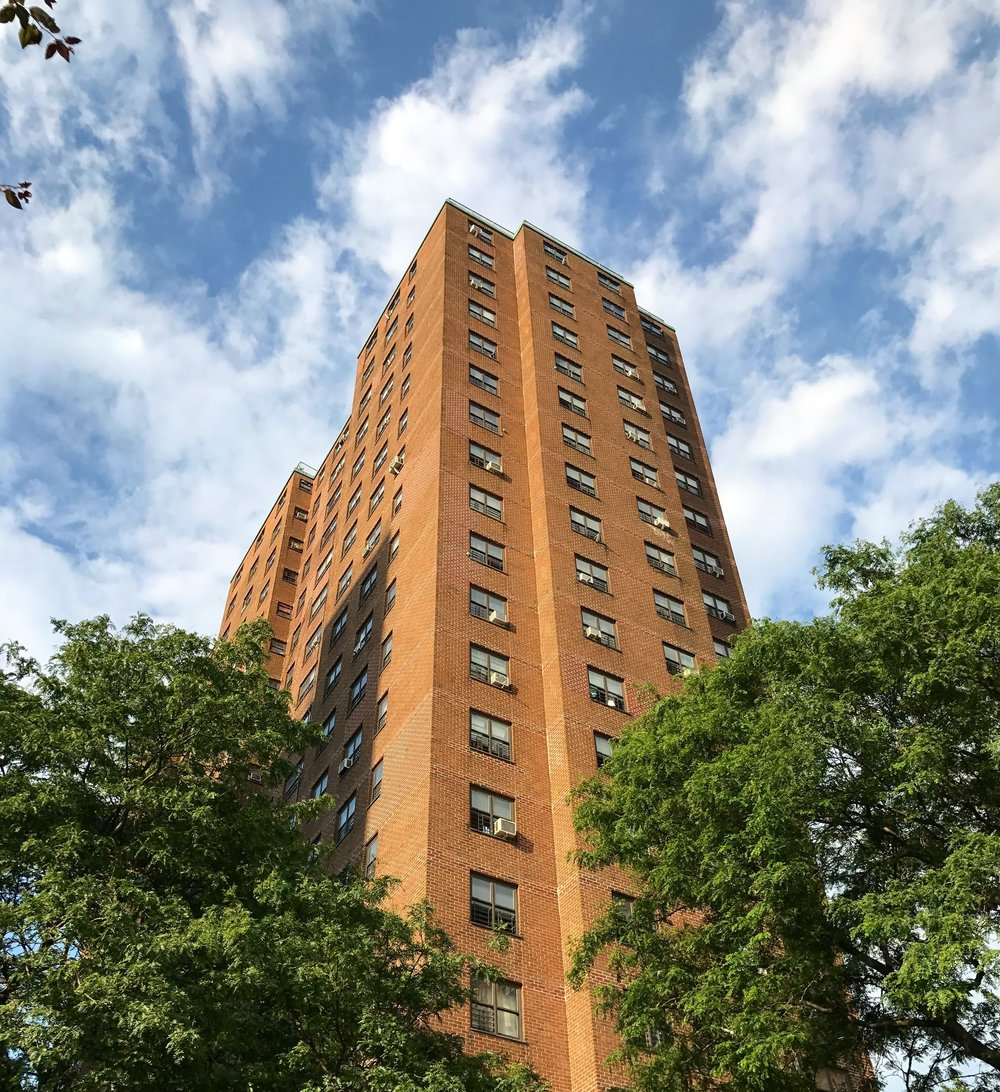 Mitchel Houses in The Bronx and the rest of NYCHA should be celebrated (homeBodynetwork)