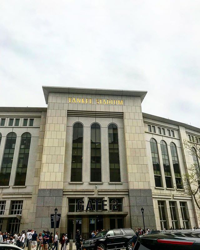 """In addition to taking public land, it is estimated that Yankee Stadium received $1.2 billion in public money mostly in the form of tax-free bonds. According to Forbes, the Yankees are worth $4 billion which raises the question """"Huh?"""" . . . #nyc #newyork #newyorkcity #thebronx #bronx #highbridge #highbridgebronx #yankees #newyorkyankees #nypolitics #yankeestadium #publicmoney #corruption #corporatewelfare #baseball #mlb #latecapitalism #city #citylife #cityliving #cityphotography #urban #urbanphotography #urbanism #nycphotographer #homebodynetwork #homebodynyc #homebody"""