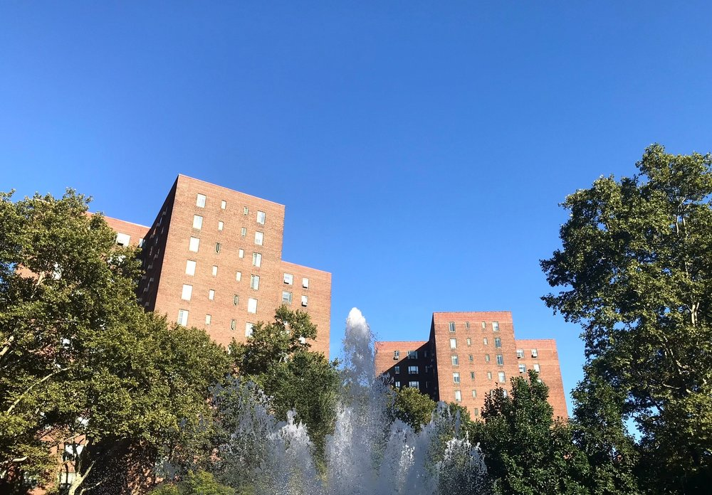 a new app by and for stuytown residents -