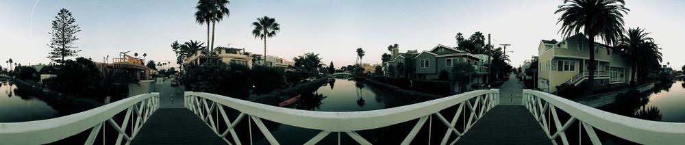 360º Venice Canals, Venice California