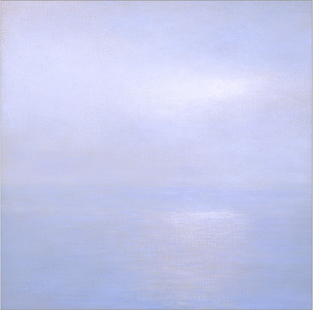 "Translucent Morning  8 x 10""  oil on panel  2008"