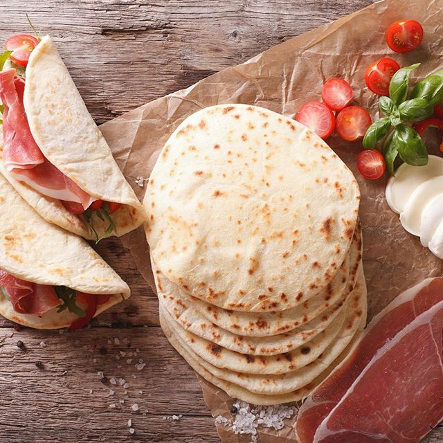 Let's come and try our Piadina . . . . #fooddiary #food #foodporn #instafood #foodlover #foodaddict #foodaddiction #foodie #yummy #tasty #delicious #restaurant #italianrestaurant #nyc #nycfat #nyeats #ny #bleeckerstreet #romagnaready2go #chef #piadina #romagna #ny #nyc #italiandoitbetter #italy