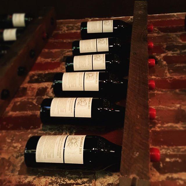 Maramia @ Romagna #vino #sangiovese #enoteca #newyork #nyc