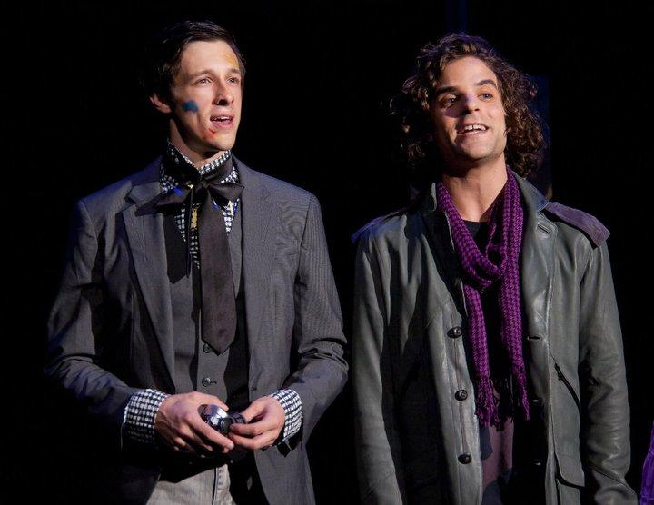 """2010 - """"PopArt"""" NYMF Festival"""