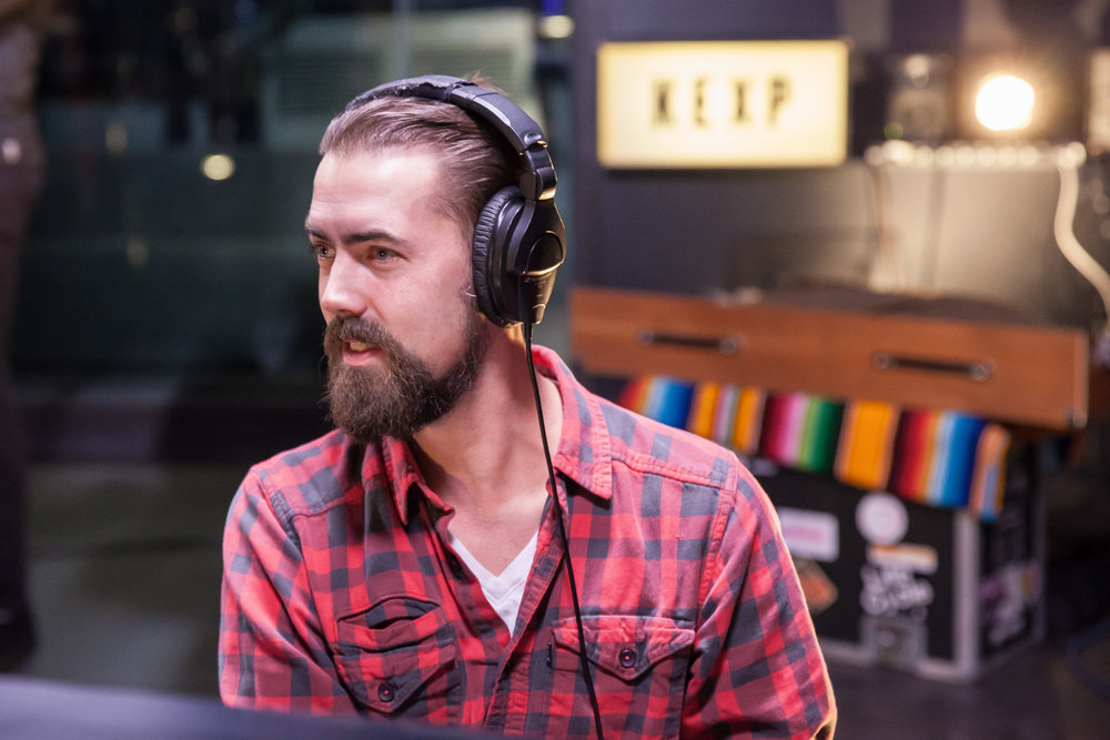 2016 Josh Rawlings on KEXP with Industrial Revelation.jpg