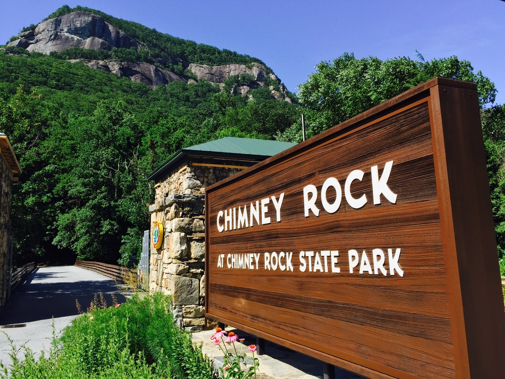 Chimney Rock State Park Sign.jpg