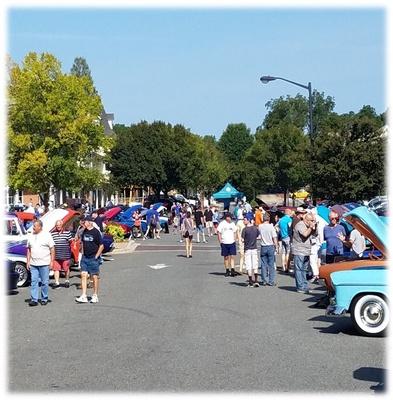 Car Shows CruiseIns Carl Whites Life In The Carolinas - Car show greenville sc
