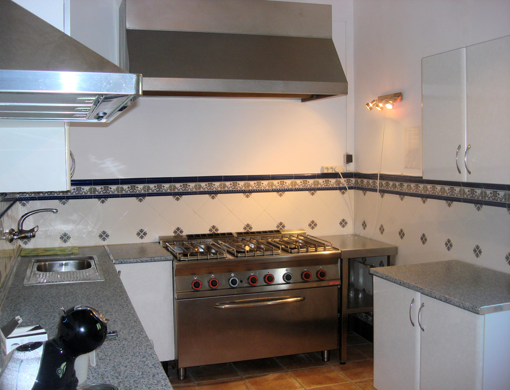 Second villa Kitchen