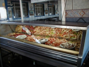 El Tintero fish counter