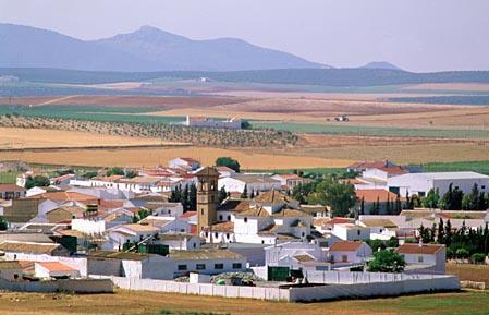 View of Humilladero