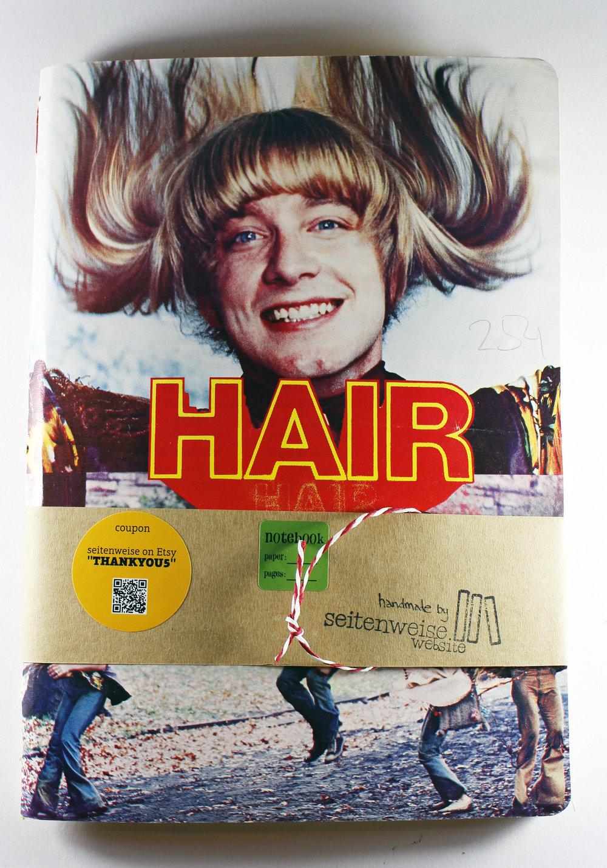 Hair Hippie journal